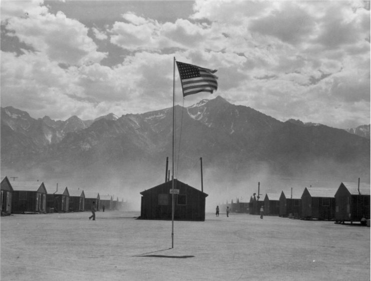 Comparison Exposing Injustice Dorothea Lange And Ansel Adams Take Stands For Interned Japanese Americans During World War Ii